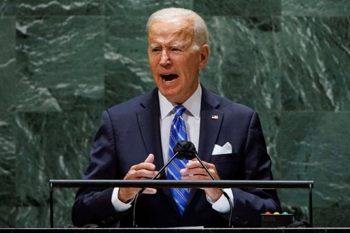 Now New Yorker turns on Biden, calls presidency a 'haze of uncertainty'