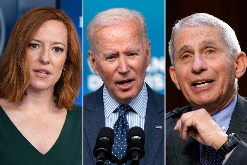 Psaki calls Fauci 'undeniable asset' after Chinese lab leak emails
