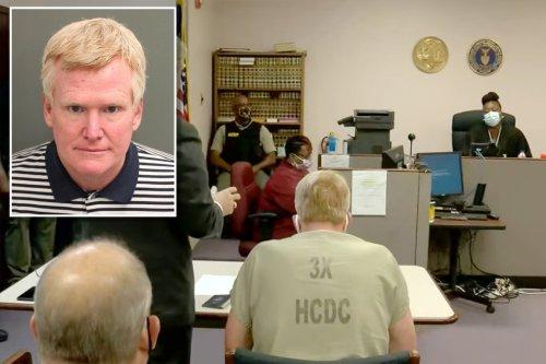 Disgraced lawyer Alex Murdaugh booked in South Carolina jail