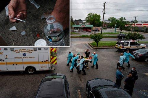 Surge in drug overdose deaths prompts new response strategies