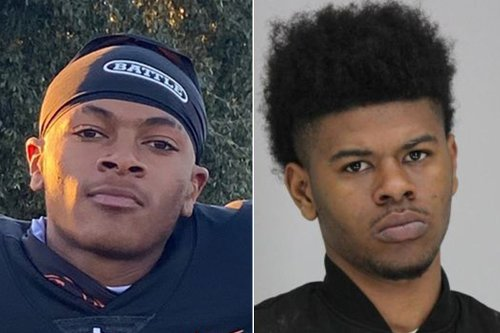 Suspect arrested in fatal shooting of football recruit Tony Evans Jr.