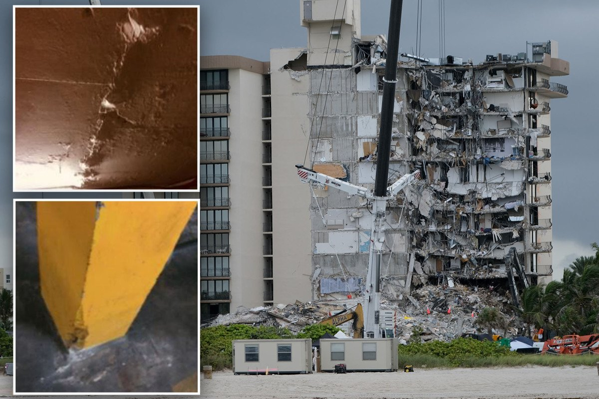 April letter from Florida condo board warned residents of 'significantly worse' damage