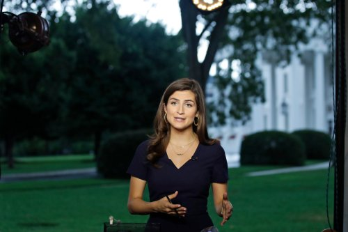 Kaitlan Collins' missing Daily Caller bylines restored — but mystery remains
