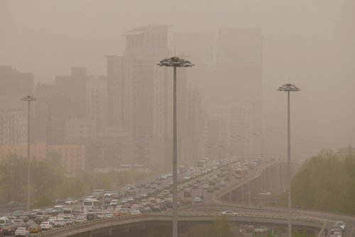 China's greenhouse gas emissions exceed rest of developed world combined: report