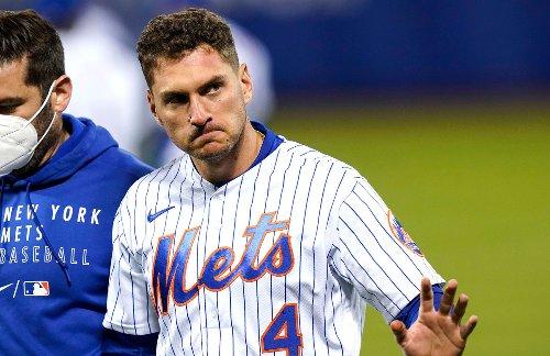 Mets' Albert Almora Jr. set to return after grisly fence crash