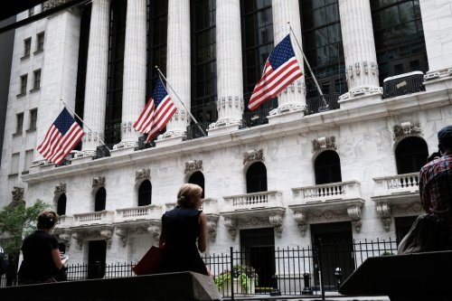 Monday's stock-market fall may be a sign of more serious trouble ahead