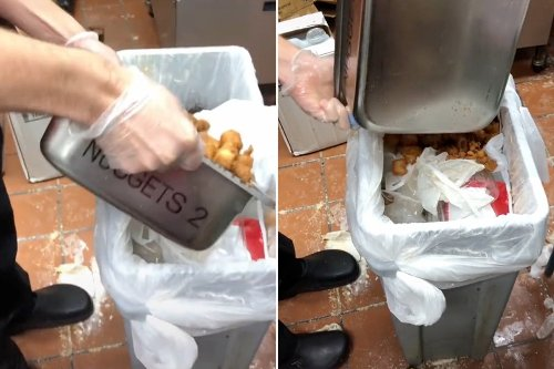 Chick-fil-A worker exposes chain's food waste on TikTok