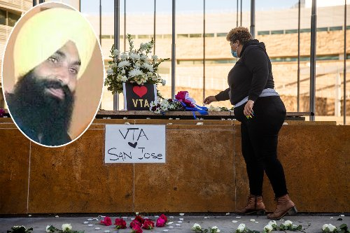 Hero victim of San Jose mass shooting was saving others when shot dead: family