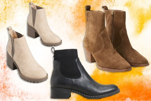 Our favorite women's boots and booties in every style to rock this fall