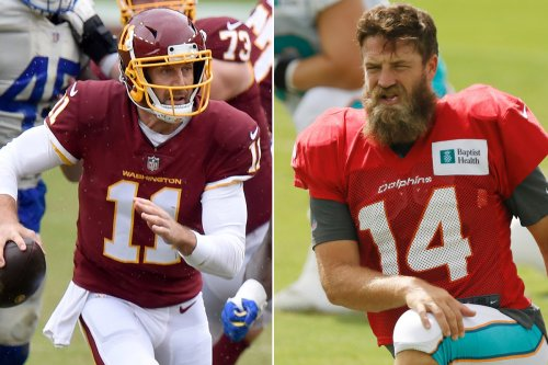 Ryan Fitzpatrick felt like 'biggest a–hole ever' after this text to Alex Smith