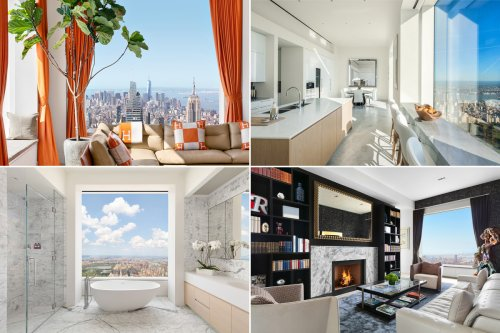Most expensive Manhattan listing drops for $169M