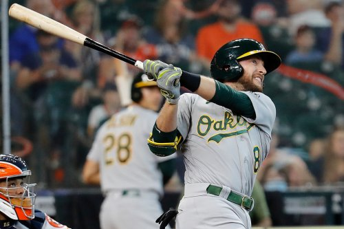 Jed Lowrie off to unbelievable A's start after ugly Mets tenure