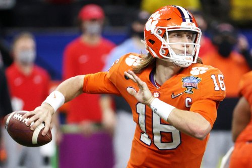 Trevor Lawrence thinks Lil Nas X has gone too far with 'Satan shoes'