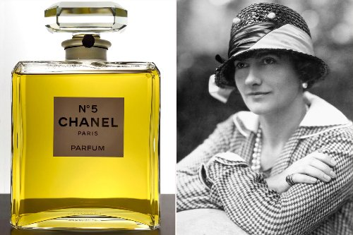 How Chanel No. 5 perfume was inspired by the odor of the Arctic Circle