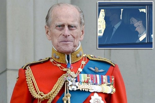 Prince Philip's funeral: Royals gather at Windsor Castle to bid farewell