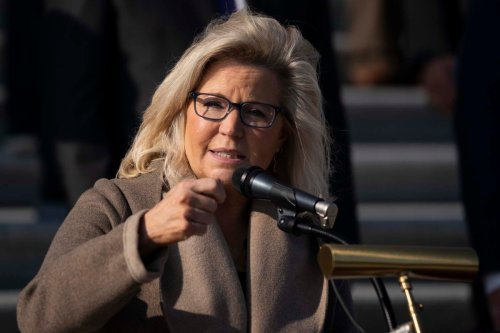 Rep. Liz Cheney weighs in on 'sickening' Matt Gaetz allegations