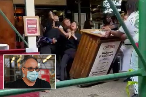 'Makes no sense': NYC restaurant owner blasts attack on hostess for checking vaccination status