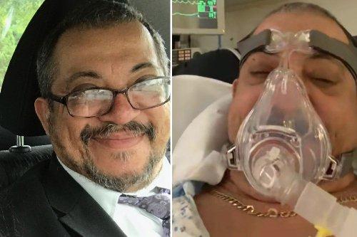 NJ man hospitalized after J&J COVID-19 vaccine placed on ventilator