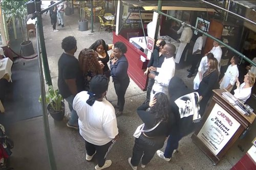 Carmine's releases new footage of attack on staff amid BLM protests targeting eatery