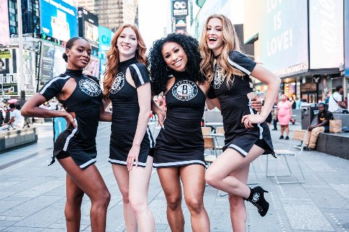 How the Brooklynettes dancers are keeping NYC —and the NBA— going