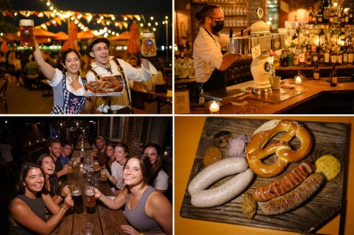These are the biggest Oktoberfest 2021 celebrations in NYC