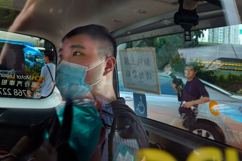 Guilty verdict in first trial under Hong Kong sweeping national security law