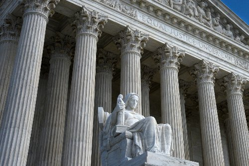 GOP reps announce constitutional amendment to keep Supreme Court at 9
