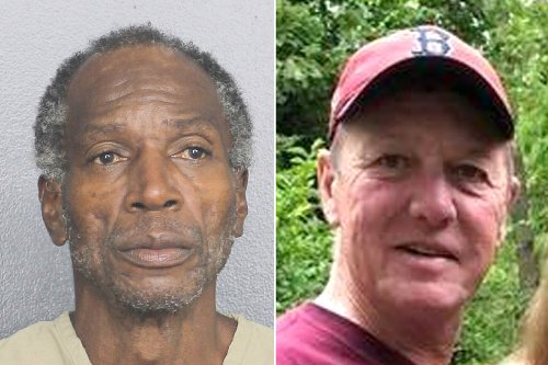 Massachusetts dad allegedly killed by homeless man at Florida hotel