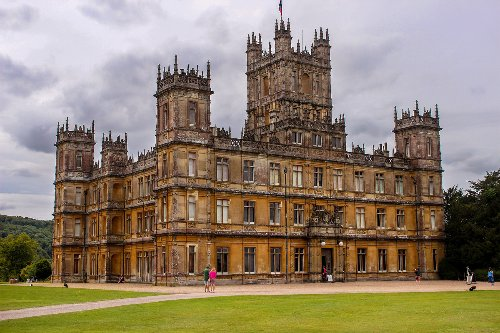 Inside Highclere Castle, the home of 'Downton Abbey'