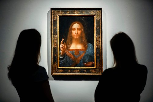 Lost Leonardo da Vinci painting: Extraordinary or 'made up piece of junk'?