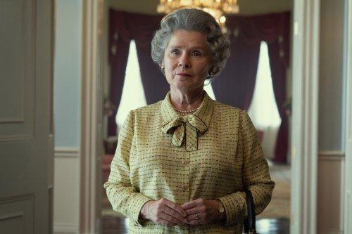 'The Crown' first look: Imelda Staunton plays a stoic Queen Elizabeth