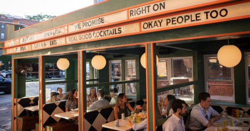 Making Streetside Dining Permanent