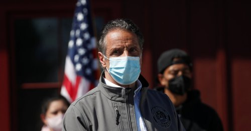 Cuomo Faces Inquiry Over Use of State Resources for Pandemic Book