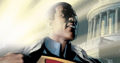 A Black Superman? It's Happened, and Could Again.