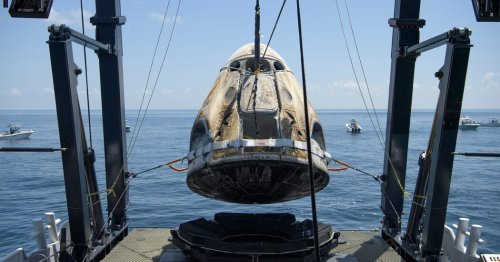 When Will the SpaceX Inspiration4 Crew Land?