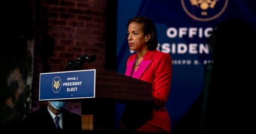 Taking on a New Role, Susan Rice is Asserting Herself