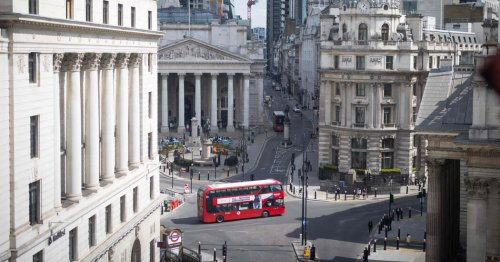 The City of London plans to convert empty offices into homes.