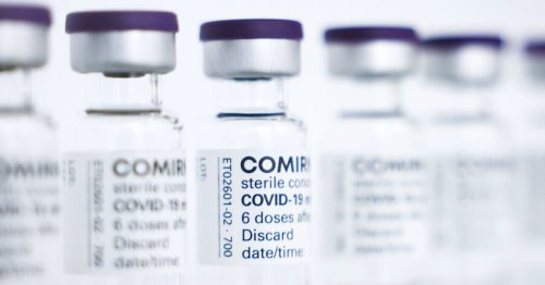 A nurse broke a vaccine vial and injected six patients with saline instead. But which six?