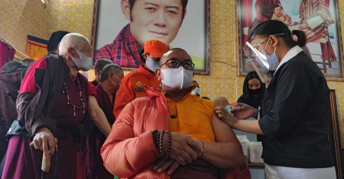 How Bhutan Out-Vaccinated Most of the World