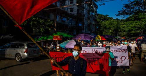 Myanmar Protests, and Killings, Continue