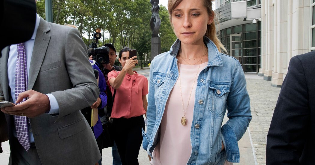 A Timeline of the Nxivm Sex Cult Case