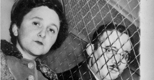 How Ethel Rosenberg Offered Her Own Life as a Sacrifice
