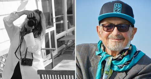 Me and My Dad: Sophie and Arthur Elgort on Making Fashion Photography a Family Business