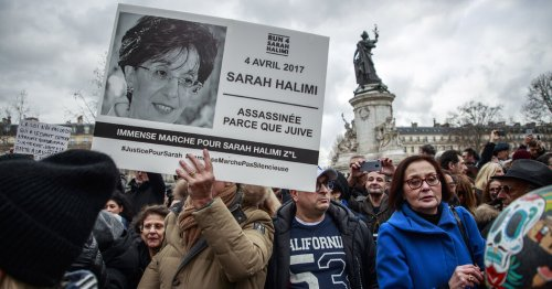 Top French Court Rules Killer of Jewish Woman Cannot Stand Trial