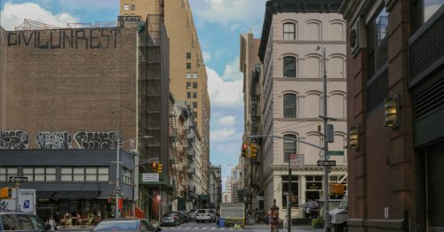 Why Tribeca is NY's Hottest New Art Gallery District