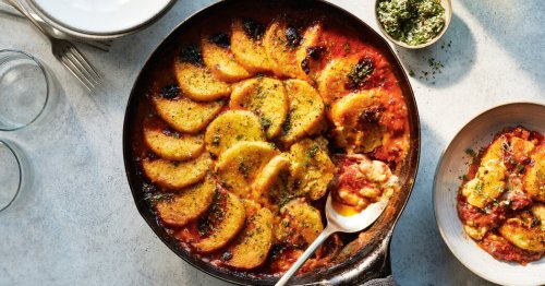 In Favor of a More Casual, More Forgiving Polenta