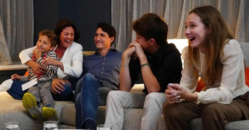 Trudeau Projected to Remain Prime Minister, but Falls Short of a Majority