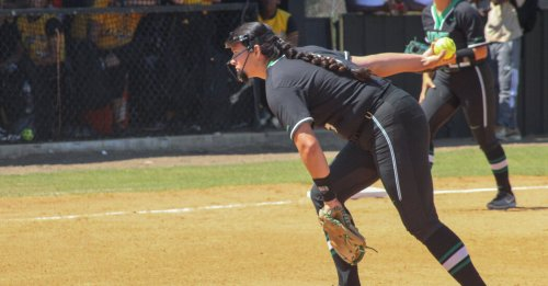 Hope Trautwein Discusses Her 21-Strikeout Perfect Game