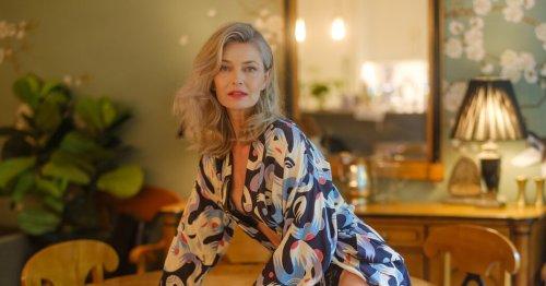 Paulina Porizkova on Instagram, Aaron Sorkin and Aging