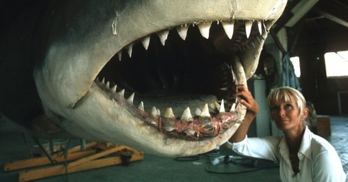 The Woman Who Captured 'Jaws,' Then Worked to Undo the Damage